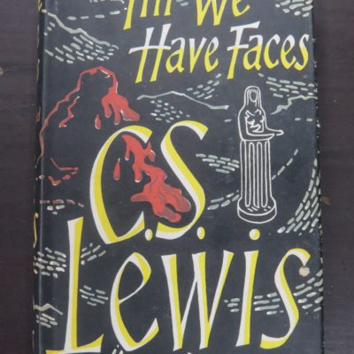 C. S. Lewis, Till We Have Faces, Bles, London, 1956, Second Impression, Literature, Dead Souls Bookshop, Dunedin Book Shop