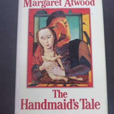 Margaret Atwood, The Handmaid's Tale, McClelland and Stewart, Toronto, 1985, Literature, Dead Souls Bookshop, Dunedin Book Shop