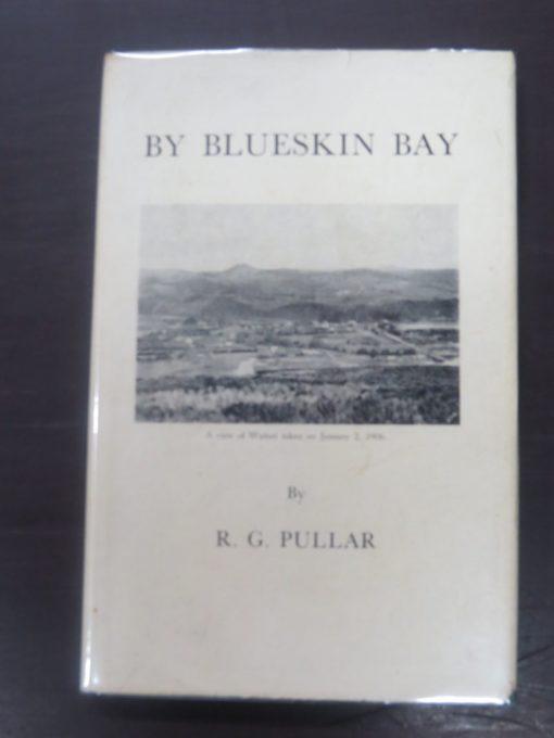 R. G. Pullar, By Blueskin Bay, Otago Daily Times, Dunedin, 1957, Otago, Dunedin, Dead Souls Bookshop, Dunedin Book Shop