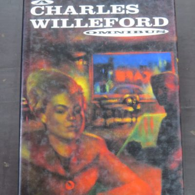 Charles Willeford, Three Novels, MacDonald, London, 1991, Crime, Mystery, Detection, Dead Souls Bookshop, Dunedin Book Shop