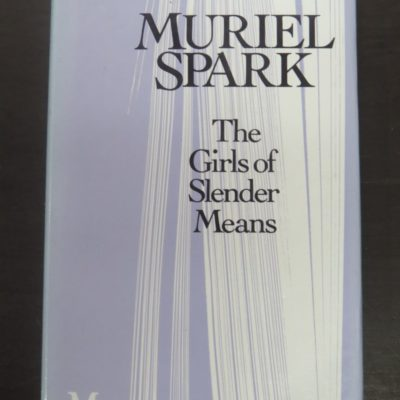 Muriel Spark, The Girls of Slender Means, MacMillan, London, 1990 reprint, Literature, Dead Souls Bookshop, Dunedin Book Shop