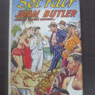 Joan Butler, Set Fair, Stanley Paul and Co., London, 1952, Literature, Dead Souls Bookshop, Dunedin Book Shop