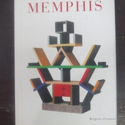 Brigitte Fitoussi, Memphis, Thames and Hudson, London, 1998,, Art, Design, Dead Souls Bookshop, Dunedin Book Shop
