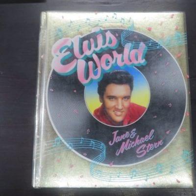 Jane, Michael Stern, Elvis World, Bloomsbury, London, 1987, Music, Dead Souls Bookshop, Dunedin Book Shop