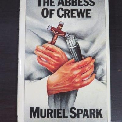 Muriel Spark, The Abbess of Crewe, Macmillan, London, 1974,, Literature, Dead Souls Bookshop, Dunedin Book Shop