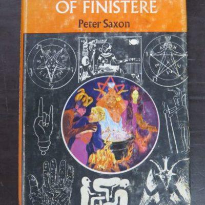 Peter Saxon, The Vampires Of Finistere, Howard Baker, London, 1970, Horror, Fantasy, Dead Souls Bookshop, Dunedin Book Shop