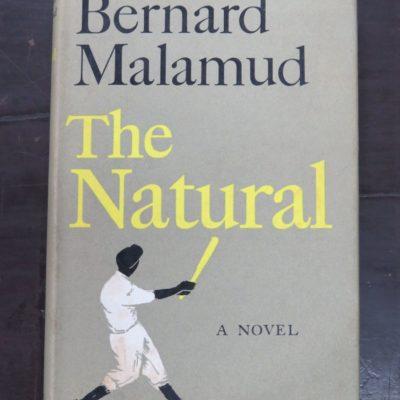 Bernard Malamud, The Natural, Eyre and Spottiswoode, London, 1963, Literature, Cricket, Dead Souls Bookshop, Dunedin Book Shop