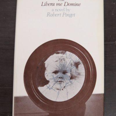 Robert Pinget, The Libera me Domine, translated by Barbara Wright, Calder and Boyars, London, 1972, Literature, Dead Souls Bookshop, Dunedin Book Shop