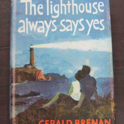 Gerald Brenan, The lighthouse always says yes, Hamish Hamilton, London, 1966, Vintage, Dead Souls Bookshop, Dunedin Book Shop