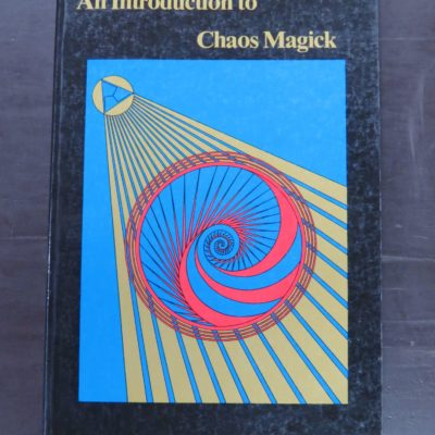 Adrian Savage, An Introduction to Chaos Magick, Magickal Childe, Inc., 1988, Occult, Religion, Esoteric, Philosophy, Dead Souls Bookshop, Dunedin Book Shop
