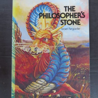 Israel Regardie, The Philosopher's Stone: A Modern Comparative Approach to Alchemy from the Psychological and Magical Points of View, Second Edition, Revised and Enlarged, Llewellyn Publications, USA, 1978, Occult, Esoteric, Religion, Philosophy, Dead Souls Bookshop, Dunedin Book Shop